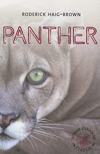 9781550173413: Panther (Junior Canadian Classics)