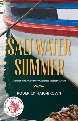 Saltwater Summer (Junior Canadian Classics) (1550176099) by Roderick Haig-Brown