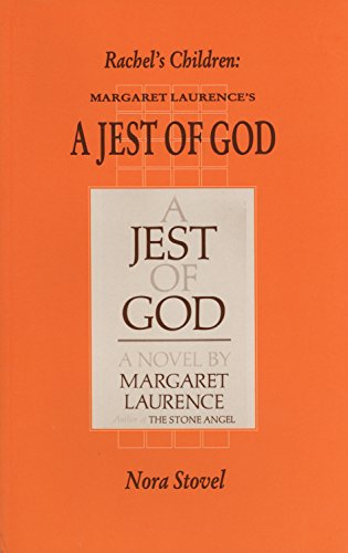 9781550221268: Rachel's Children: Margaret Laurence's a Jest of God (Canadian Fiction Studies)