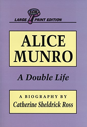 9781550222364: Alice Munro: A Double Life
