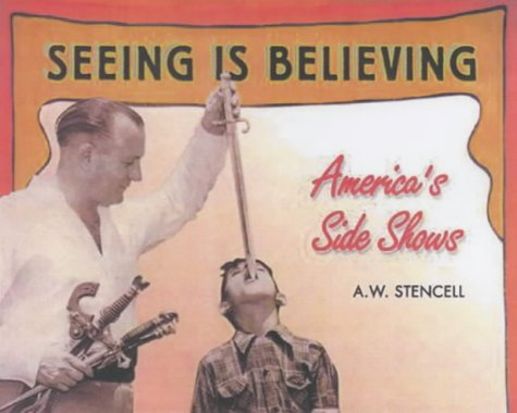 9781550225297: Seeing Is Believing: America's Sideshows