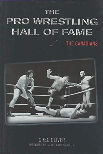 9781550225310: The Pro Wrestling Hall of Fame: The Canadians