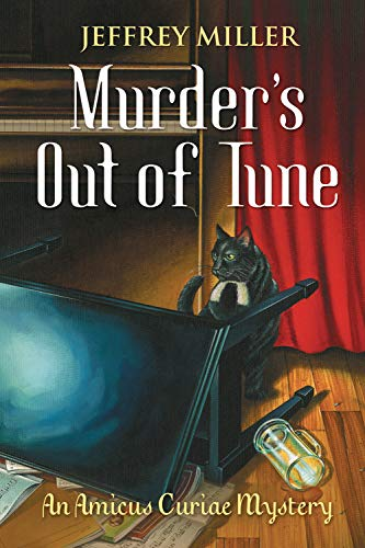 9781550227031: Murder's Out of Tune (Amicus Curiae Mystery)