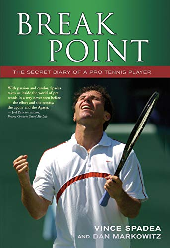 9781550227291: Break Point! The Secret Diary of a Pro Tennis Player