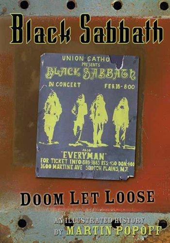 9781550227314: Black Sabbath: Doom Let Loose: An Illustrated History