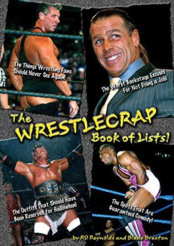 9781550227628: The Wrestlecrap Book of Lists!