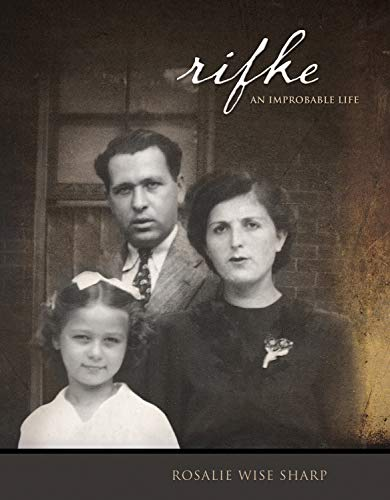 9781550227758: Rifke: An Improbable Life