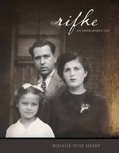9781550227772: Rifke: An Improbable Life