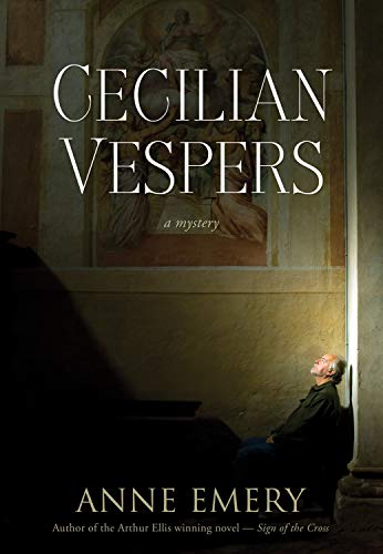 9781550228618: Cecilian Vespers: A Mystery (A Collins-Burke Mystery)