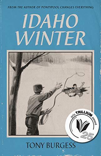 9781550229349: Idaho Winter