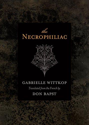 9781550229431: The Necrophiliac