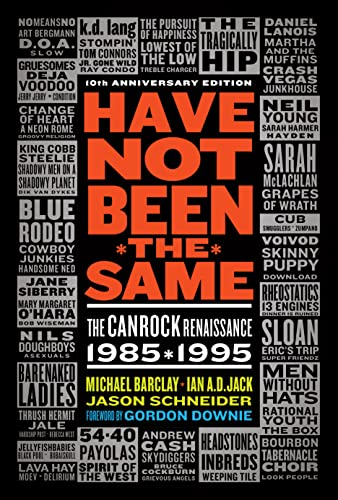Have Not Been the Same --- The: Barclay, Michael; Jack,