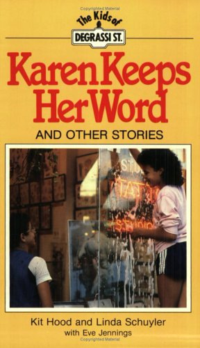 9781550280098: Karen Keeps Her Word: And Other Stories (Degrassi Kids)