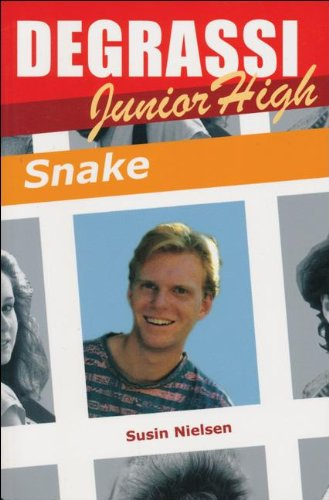9781550283709: Snake (Degrassi Junior High)