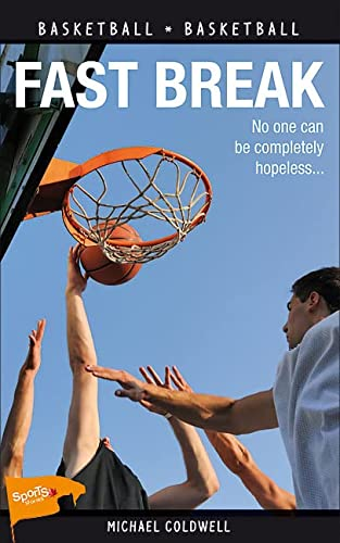 9781550285147: Fast Break (Lorimer Sports Stories)