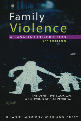 9781550285833: Family Violence: A Canadian Introduction