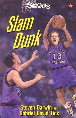 9781550285994: Slam Dunk (Lorimer Sports Stories)
