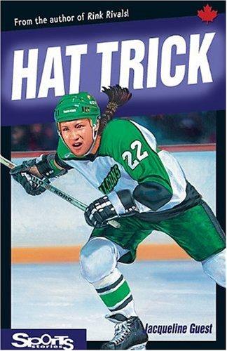 9781550286007: Hat Trick (Lorimer Sports Stories)