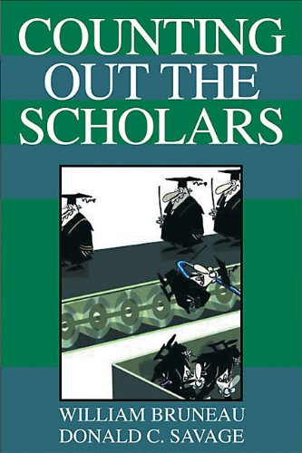 9781550287097: Counting Out The Scholars: The Case Against Performance Indicators in Higher Education (Canadian Association of University Teachers)