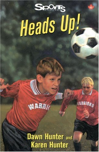 9781550287189: Heads Up! (Lorimer Sports Stories)