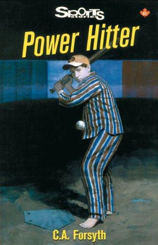 9781550287325: Power Hitter (Lorimer Sports Stories)