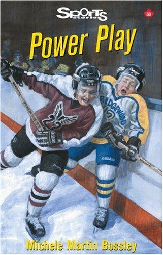 9781550287462: Power Play (Lorimer Sports Stories)