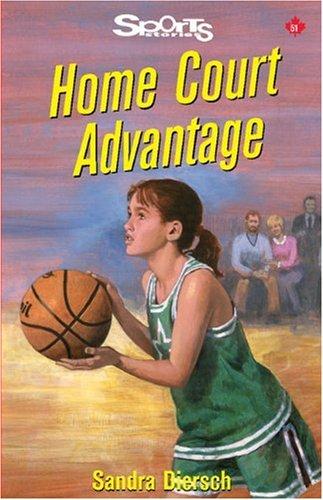 9781550287486: Home Court Advantage (Lorimer Sports Stories)