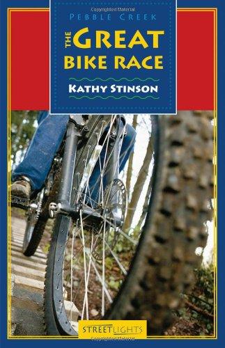 9781550288902: The Great Bike Race (Lorimer Streetlights)