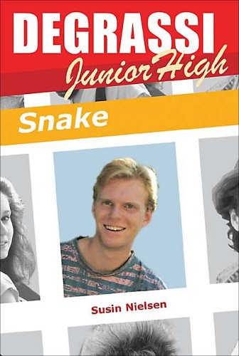 9781550289268: Snake (Degrassi Junior High)