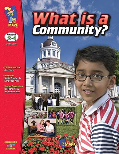 What Is a Community? Grades 2-4: Ruth solski