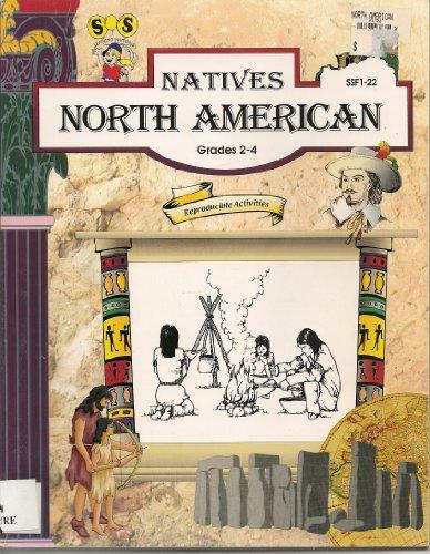 North Amerian Natives (Grades 2 - 4): Melanie Komar