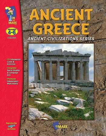 9781550352658: Ancient Greece : Grades 4-6 (S & S Learning Materials, SSF1-21)