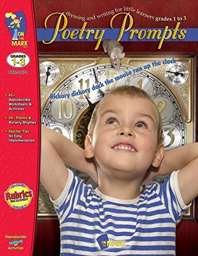 9781550358315: Poetry Prompts (Grades 1-3)