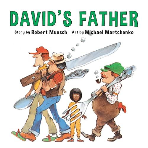 9781550370119: David's Father (Annikin)