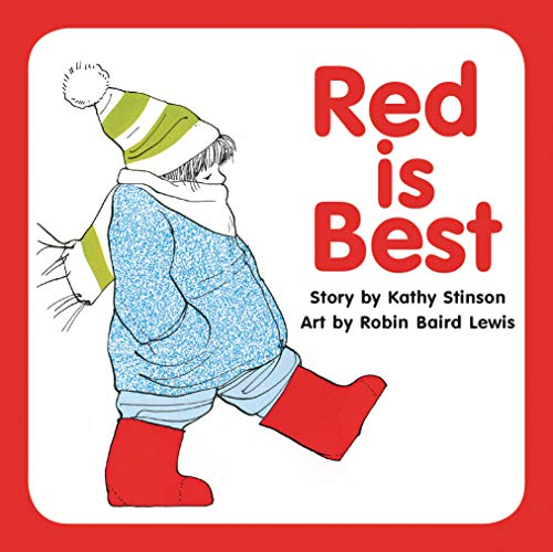 Red is Best (Annikin): Stinson, Kathy