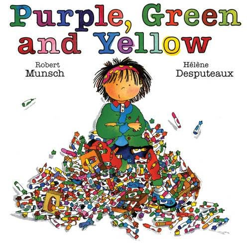 9781550372564: Purple, Green and Yellow (Munsch for Kids)