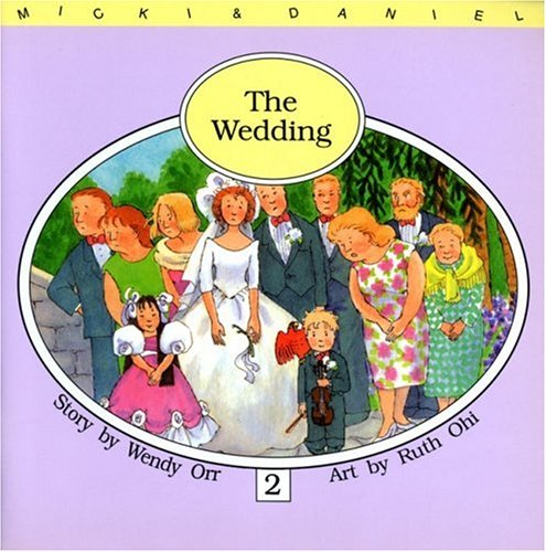 9781550372816: The Wedding (Micki and Daniel Series)
