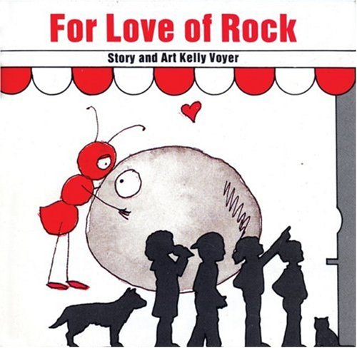 For Love of Rock (Annikins): Voyer, Kelly
