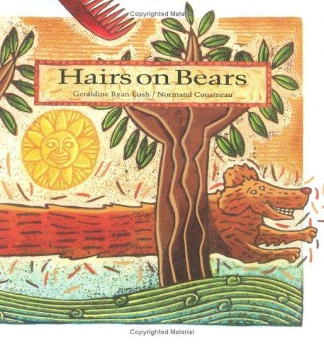 9781550373516: Hairs on Bears