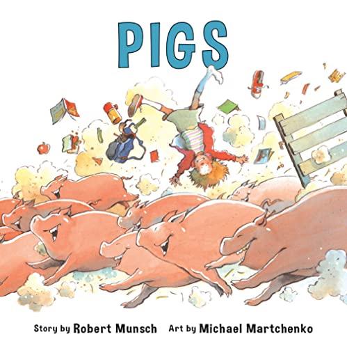 9781550373882: Pigs (Annikin)