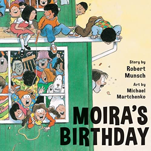 9781550373899: Moira's Birthday (Annikin)
