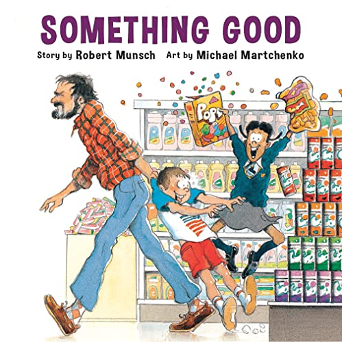 9781550373905: Something Good (Annikin)