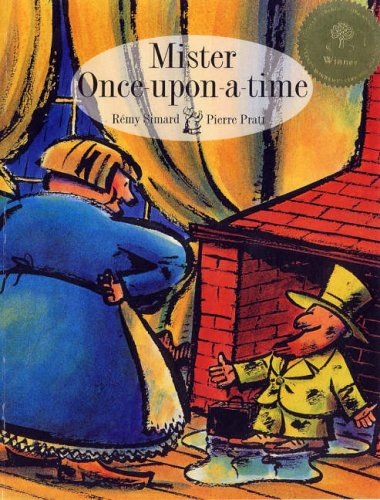 Mr. Once-Upon-A-Time: Simard, Remy