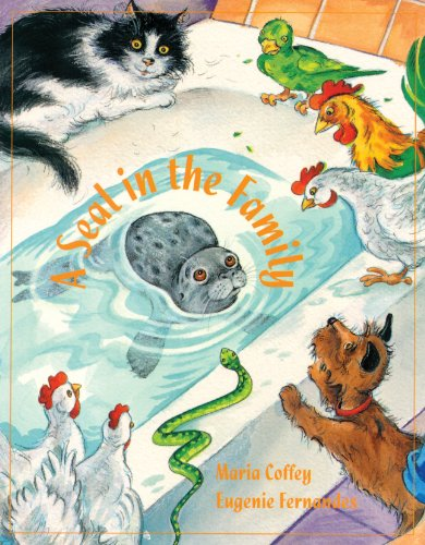 A Seal in the Family (Teelo's Adventures): Coffey, Maria