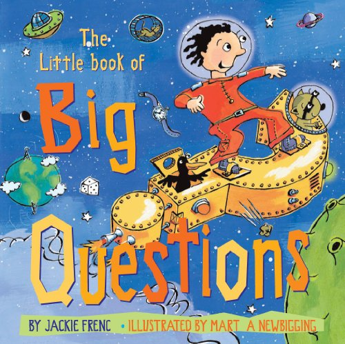 The Little Book of Big Questions: French, Jackie