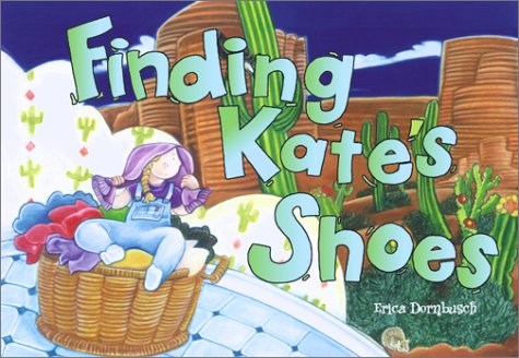 Finding Kate's Shoes: Dornbusch, Erica