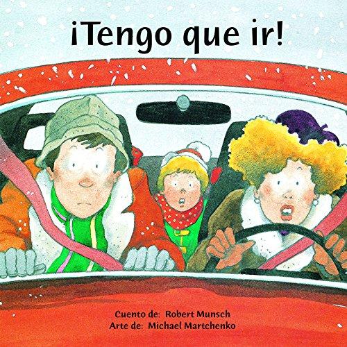 9781550376821: ¡Tengo que ir! (Hablemos) (Spanish Edition)