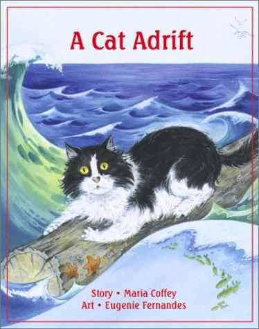 9781550377262: A Cat Adrift (Teelo's Adventures)