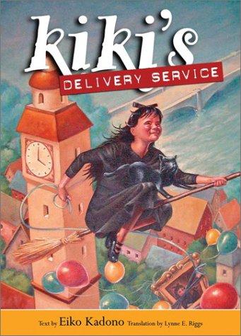 9781550377880: Kiki's Delivery Service