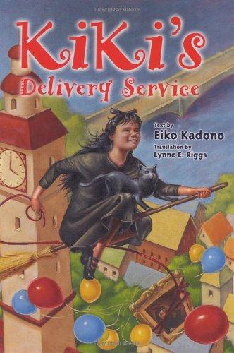 9781550377897: Kiki's Delivery Service